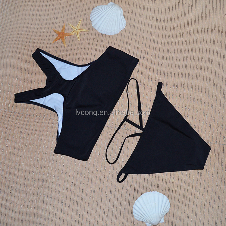 Wholesale High Quality hot sexi girls new design fashionable top teen bikini models