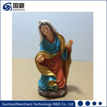 New design China Manufacturer low price jesus snow globes