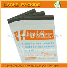 Waterproof mail bag document packing list enclosed
