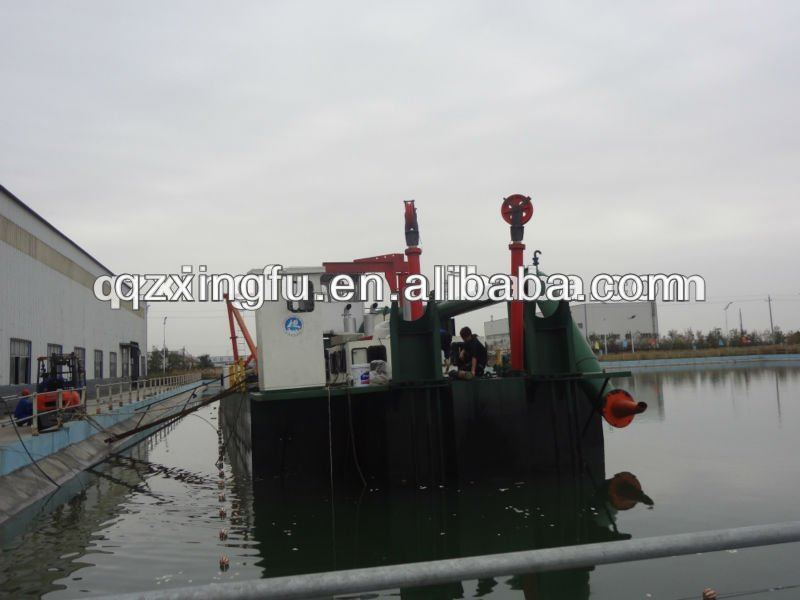 Cutter suction dredger/Silt dredger ship