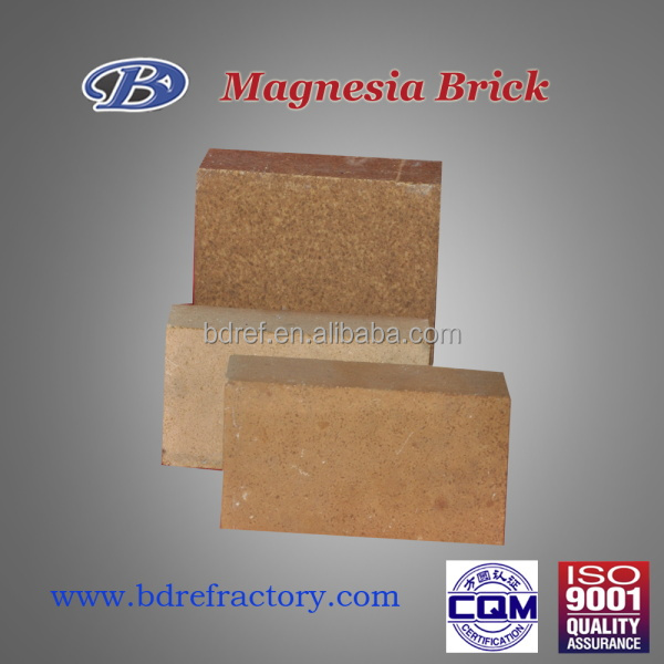 Fired Magnesia Alumina Spinel Brick for Cement Kiln