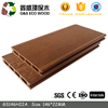Plastic wood floor plastic wood plank flooring waterproof wpc decking board