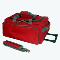 Fashion trolley bag / duffel bag / backpack with wheels GM0820