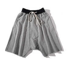hip hop Street personality shorts/men's hanging loose pants