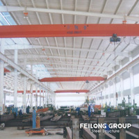 fast building and low cost shed house steel structure shed fabric frame and high quality steel structure building