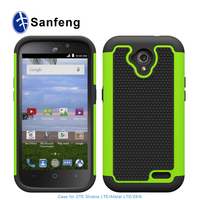 High Quality Fancy Back Cover Smart Cell Phone Case For ZTE Stratos lte Allstar LTE Z819 cover