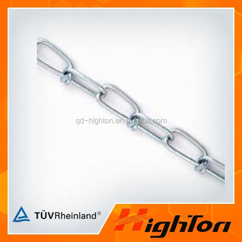 Cost-Effective Knotted Chain Welded Metal Link Chain