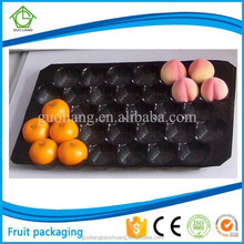 Vacuum Forming Free Sample 39x59cm Long Plastic Tray For Fresh Fruit