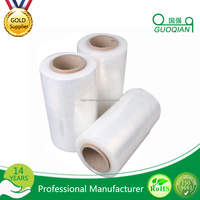 Wholesale 18 Micron Strong Extensible Pallet Hand Strech Wrap Film