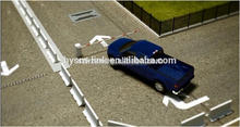 Fixed Under Vehicle Surveillance/Scanner System/Under Car Bomb detector
