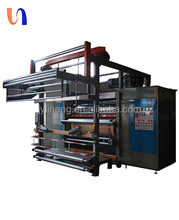 High quality cotton Non woven Two roller Calender machine for fabric