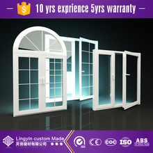 wholesale cheap double pane glass sample design window grills industrial windows