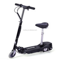 Newest Cheap Portable Mini 2 wheels Folding Electric Scooter with good quality battery