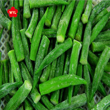 2017 Crop Wholesale Bulk Whole Shape Frozen Okra