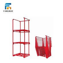 QFN-1008G steel storage steel stacking container racks