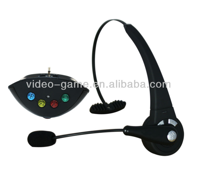 Wireless Bluetooth Headset for ps3 console game devices
