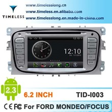 S150 andriod system CAR Stereo DVD For Ford Mondo 2007-2011 year with GPS/3G/WIFI/BT/IPOD/V-20 disc CDC/PHONE BOOK PLAYER