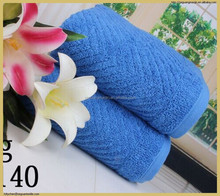 Irregular jacquard 100% cotton china promotional bath towel