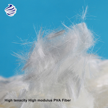 Synthetic Fibers Type Polyvinyl Alcohol cut in different length