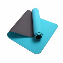 Fitness flow 72 center yoga mat printed stand