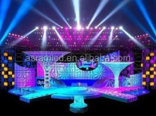 P6 for stage rental hd led video wall full color led modules rental led display