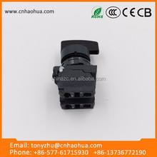 2017 CE approval rotary waterproof 12 position selector switch