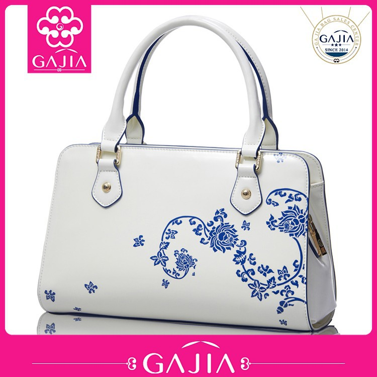 High quality Chinese national art elements handbags beautiful popular bag for middle age women