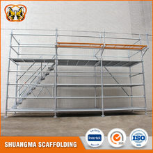 Ringlock Scaffolding System Steel Safe Door For Sale In China