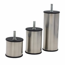 3inch modern stainless steel furniture table leg