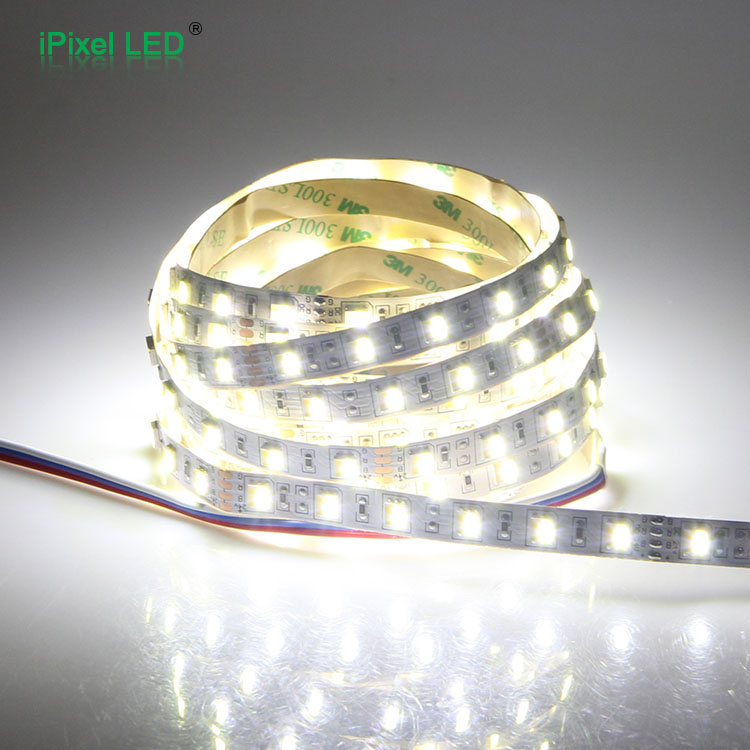 DC 24V Waterproof SMD 5050 White Warm White High Lumen Flexible LED Strip with Good Quality