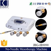 Best Selling Skin Tightening Skin Care Needle Free Mesotherapy Machine for Home Salon Use