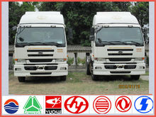 New model dongfeng nissan ud 4*2 used tractor truck for sale in peru