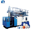 Low price automatic small 1 liter 5 gallon pc hdpe plastic mineral water bottle making machine