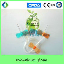 hot selling low price disposable infusion set with butterfly needle