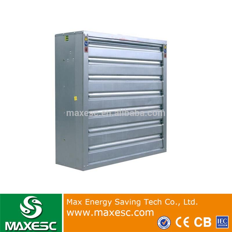 Vertical Malaysia Vane Roof Extractor Industrial Axial Flow Fan