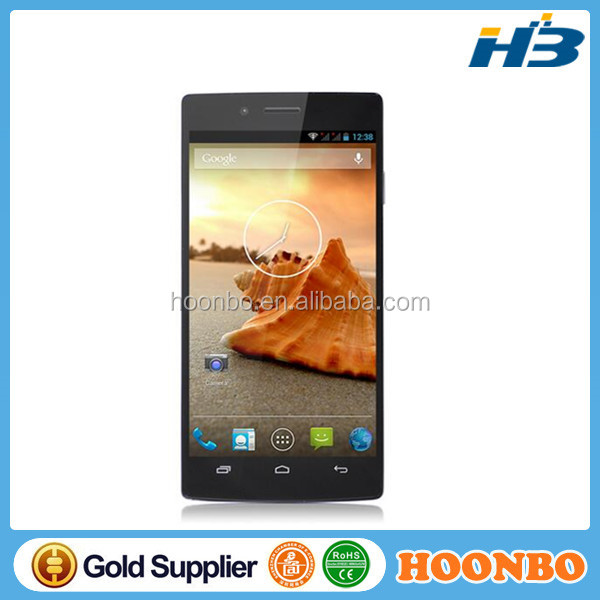 Unlocked 5'' FHD 1920x1080px Iocean X7 Phone Android 4.2 MTK6589 Quad Core Smartphone