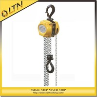 Stage Types Safety Design 5T Vital Chain Hand Hoist & Hoist Black Bear