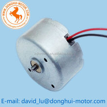 Hot sales rf300 DC Motor 3V for solar cooling hat