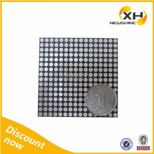 Free Sample Indoor Outdoor using High Brightness dot matrix led screen module