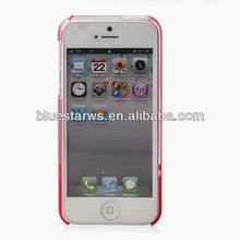 hard pc case for iphone5 c PC Case For apple iphone5 Phone Accessories