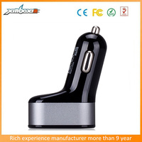 Practical Fashion Smart Phone/Tablet Car Charger Adapter with IQ Technology