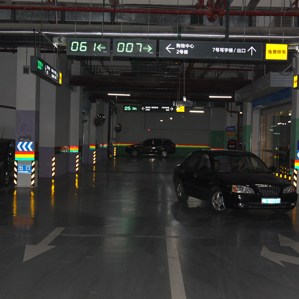 Parking Guidance and Information System