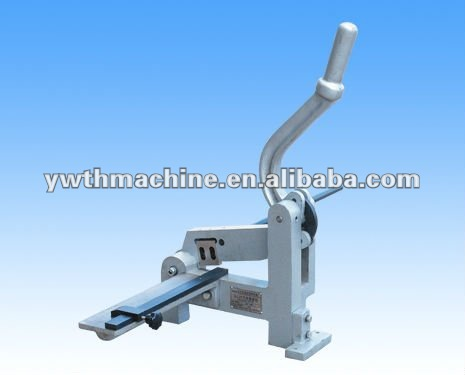 QJ-25 Hand Manual Rule Blade Angle Cutter For Die Making