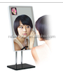 Hot sell bathroom magic mirror display lcd mobile mirror