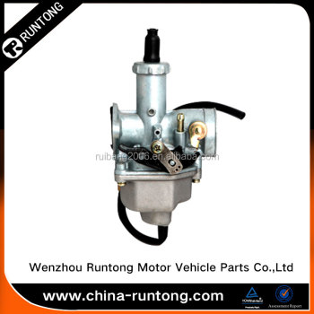 Runtong Brand CG125 CARBURETOR PZ26 CARB 125CC MOTORCYCLE CARBURETOR
