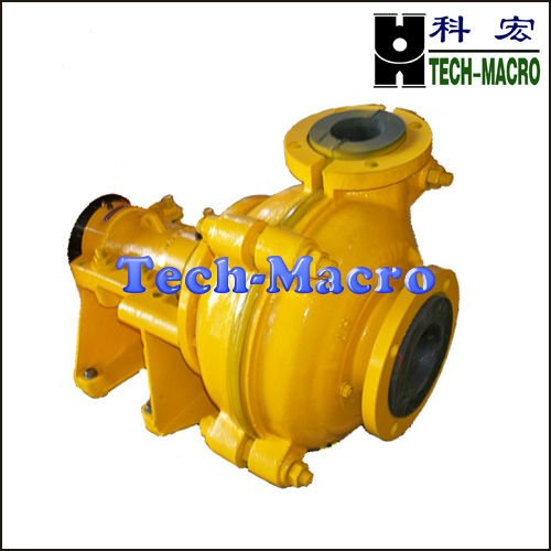 High Efficiency mini horizontal centrifugal coal mine slurry pump series AH(R)