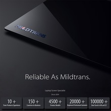 Reliable as Mildtrans,Top Professional Laptop LCD Screen Supplier for Your Need