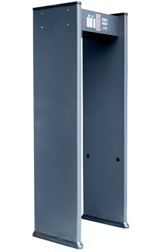 Wholesale 6 zones metal detector gate HZ-200 Full Body Metal Scanner