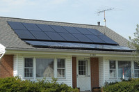 5kw solar systems for house use with high power 5kw wind solar hybrid system home solar electricity generation system