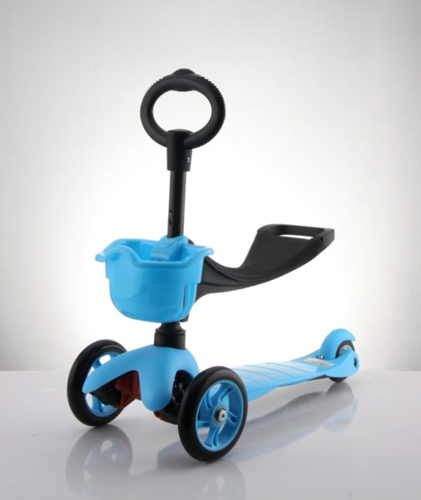 2016 Quality wholesale kids suitcase adult scooter for sale